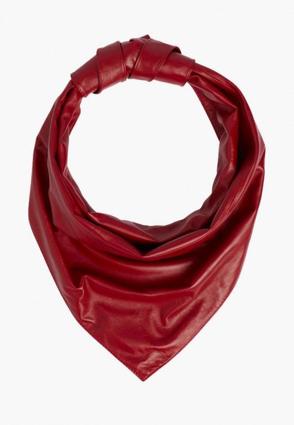 женский платок plange, красный