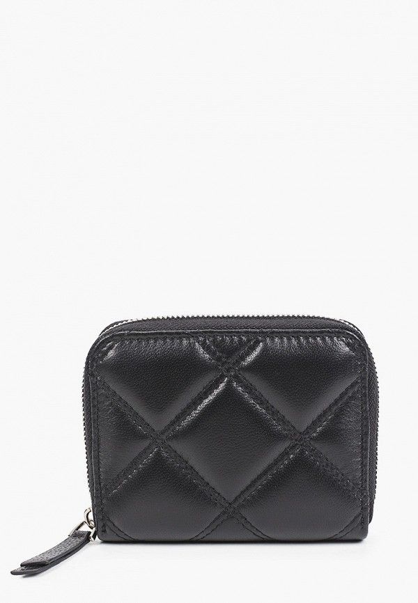 женский кошелёк tesorini, черный