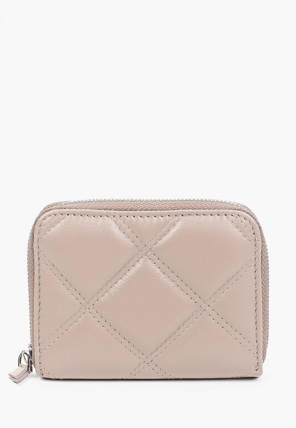 женский кошелёк tesorini, коричневый