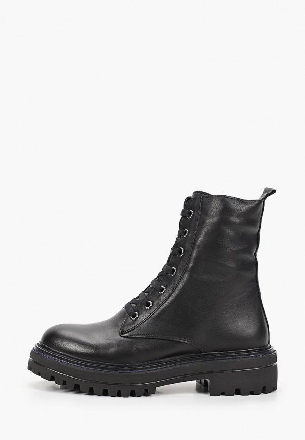 Ботинки Pierre Cardin черного цвета