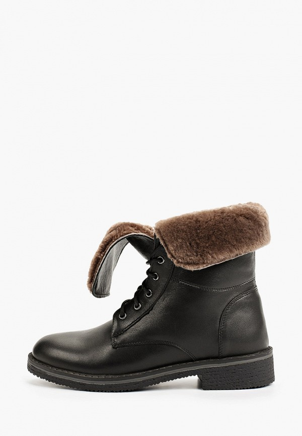 женские высокие ботинки alessio nesca, черные