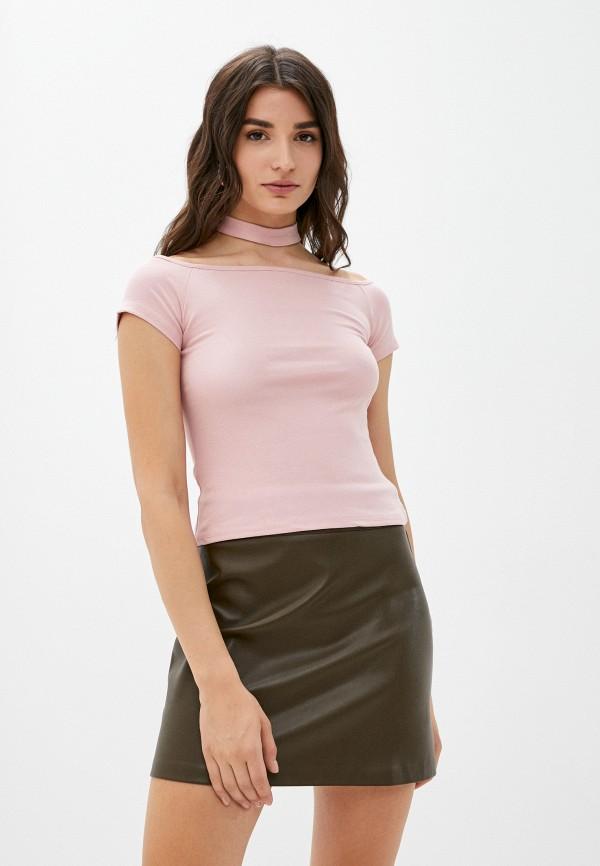женский топ vittoria vicci, розовый