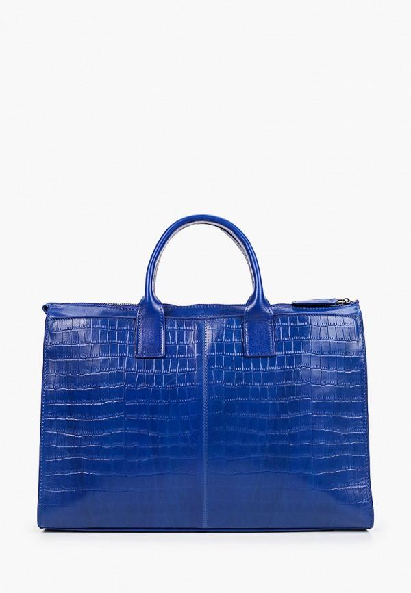 женский портфель alexander tsiselsky, синий