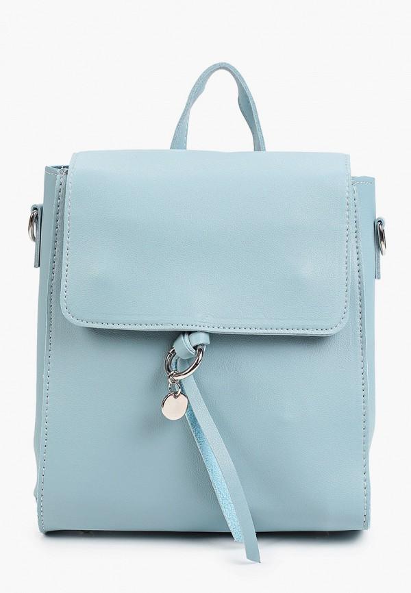 женский рюкзак bradex, голубой