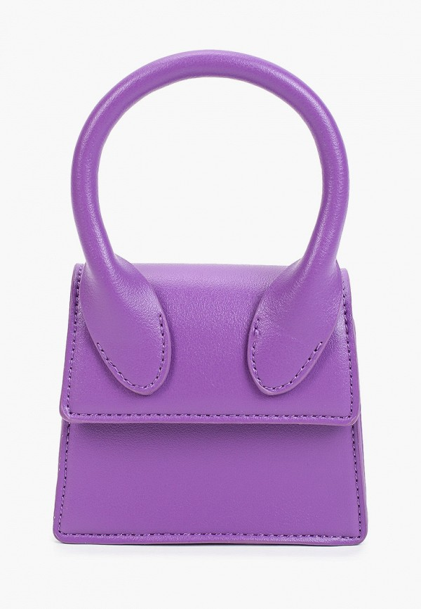 женская сумка с ручками bradex, фиолетовая