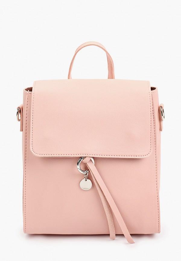 женский рюкзак bradex, розовый