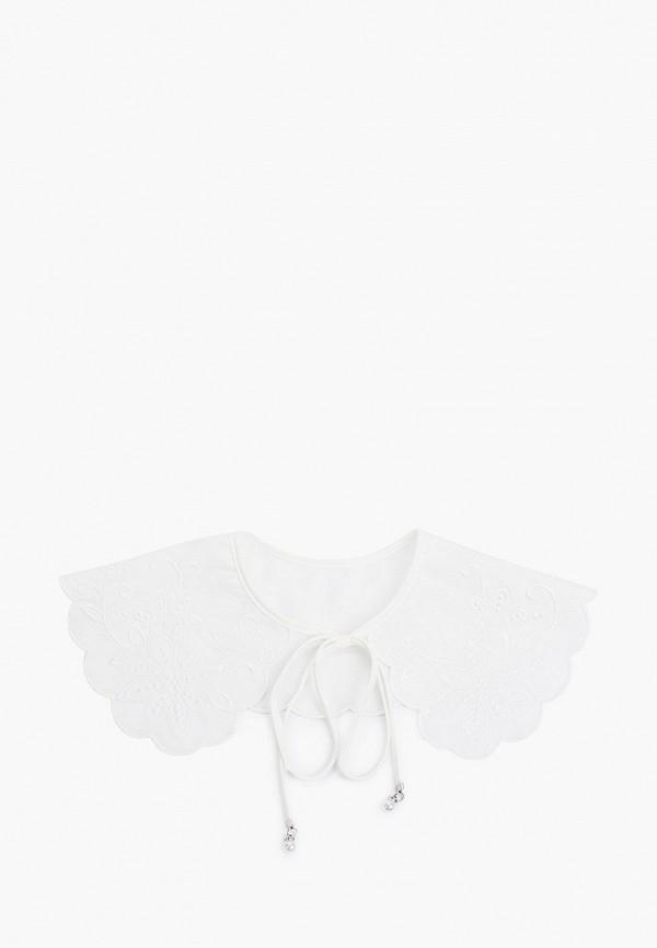 женский воротник bradex, белый