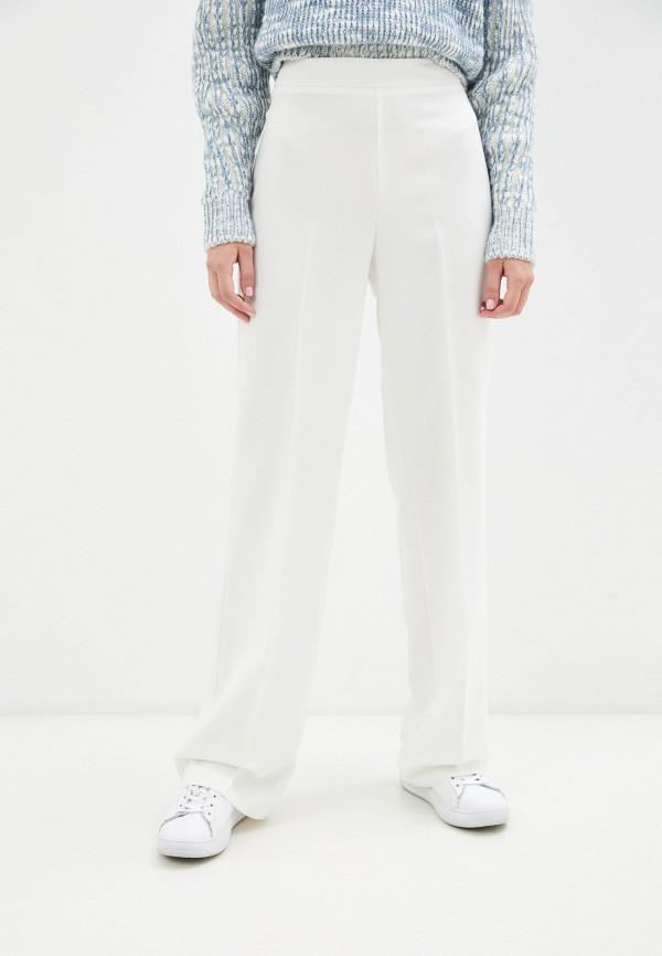 женские повседневные брюки incity, белые