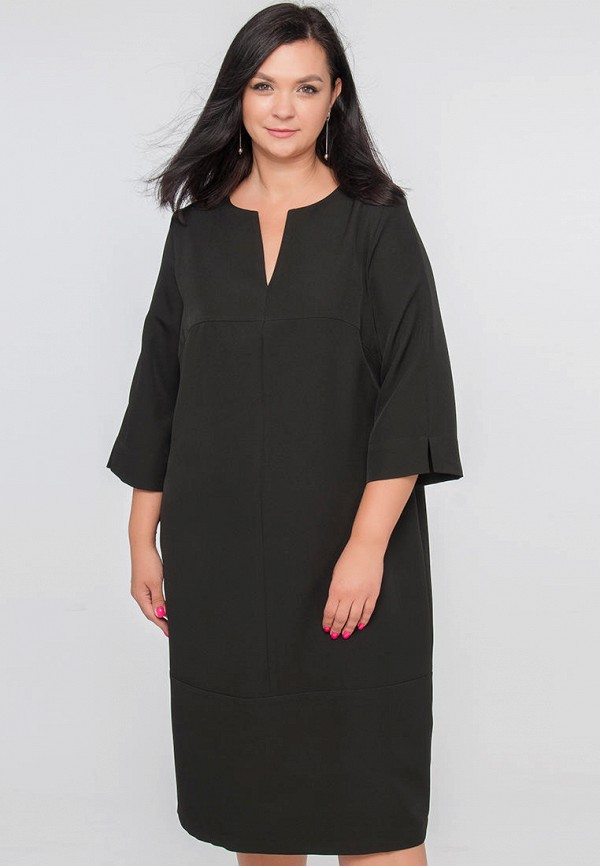 Платье Limonti черного цвета