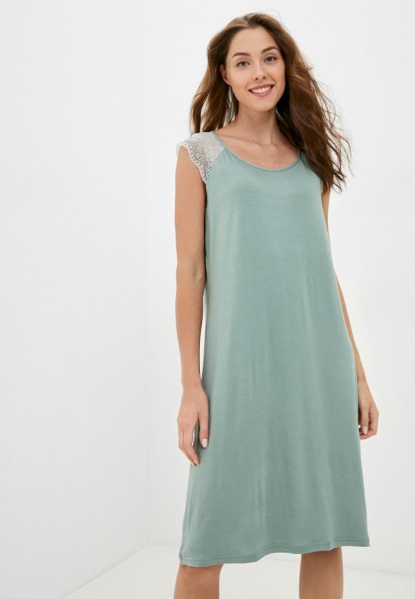 женское платье eva cambru, хаки