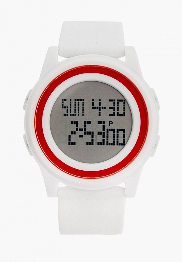 женские часы skmei, белые