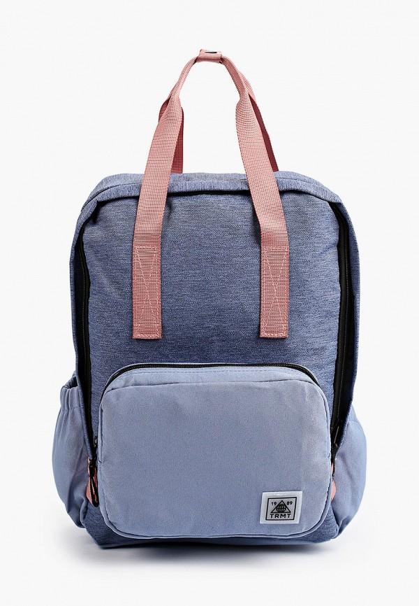 женский рюкзак termit, голубой