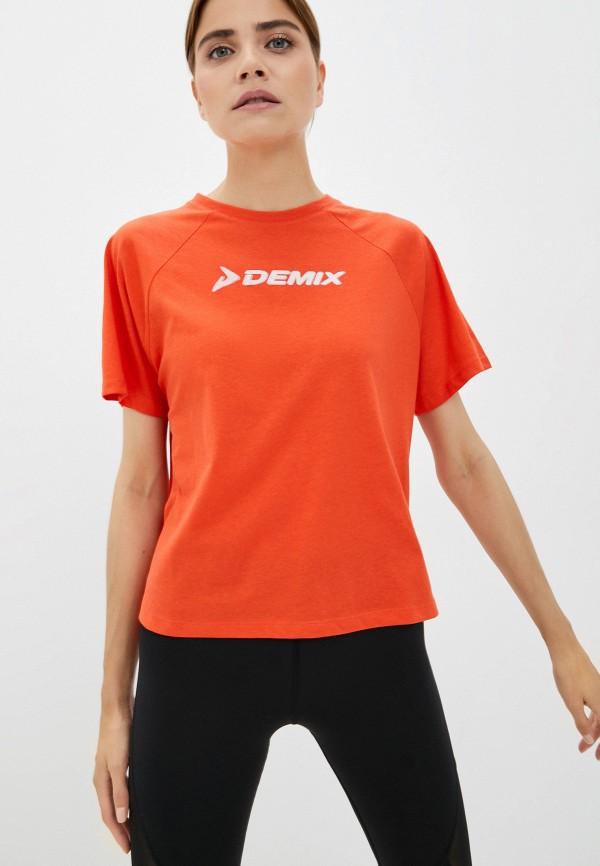 Футболка спортивная Demix