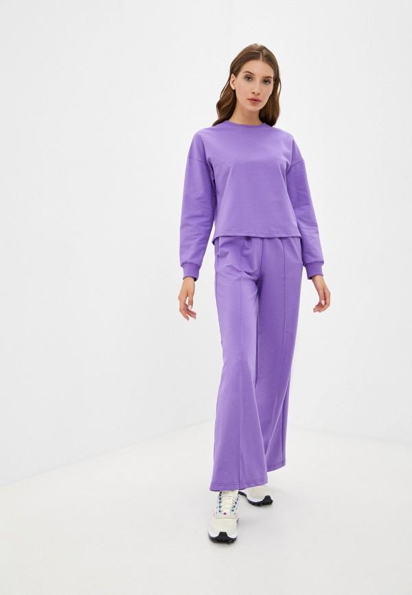Костюм спортивный Vitacci фиолетового цвета