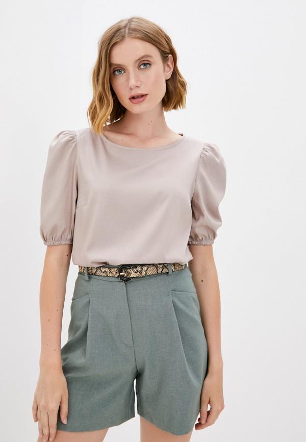Блуза Vittoria Vicci бежевого цвета