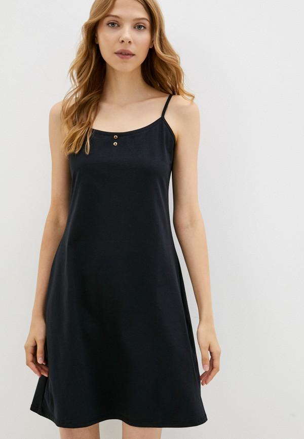 женские сорочка ночная very neat, черные