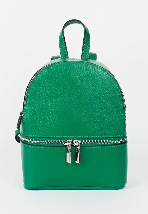 женский рюкзак bella bertucci, зеленый