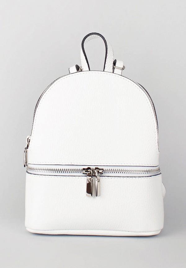 женский рюкзак bella bertucci, белый