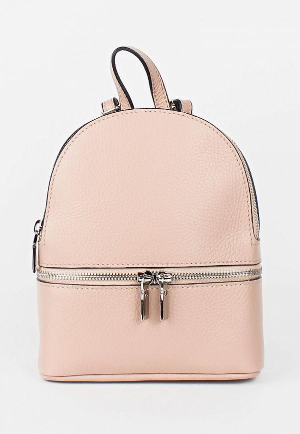 женский рюкзак bella bertucci, бежевый