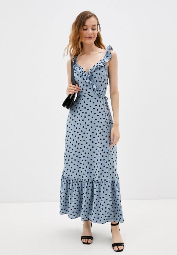 Платье Ruxara голубого цвета