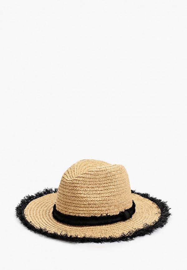 Шляпа Ruxara бежевого цвета