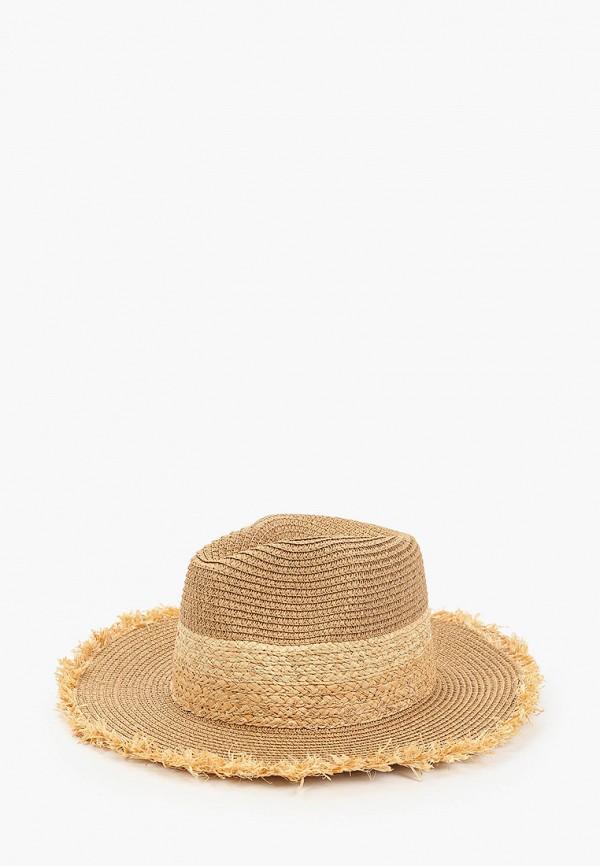 женская шляпа ruxara, коричневая