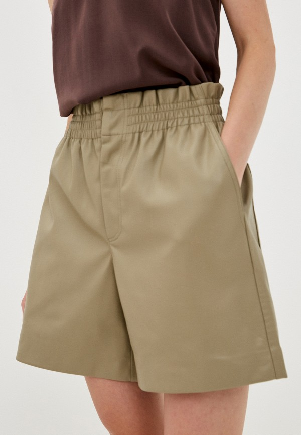 женские повседневные шорты sela, хаки
