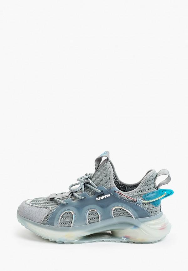 женские низкие кроссовки el'rosso, голубые