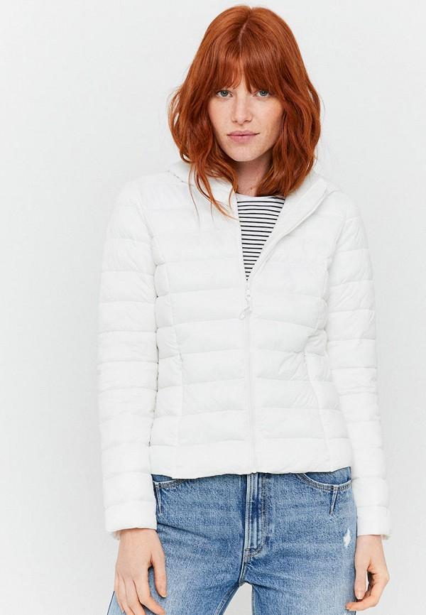женская куртка tally weijl, белая