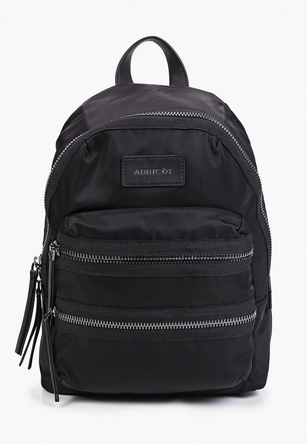 женский рюкзак abricot, черный