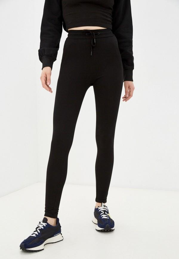 женские спортивные брюки sela, черные
