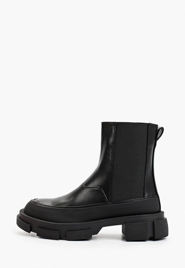 женские ботинки-челси араз, черные