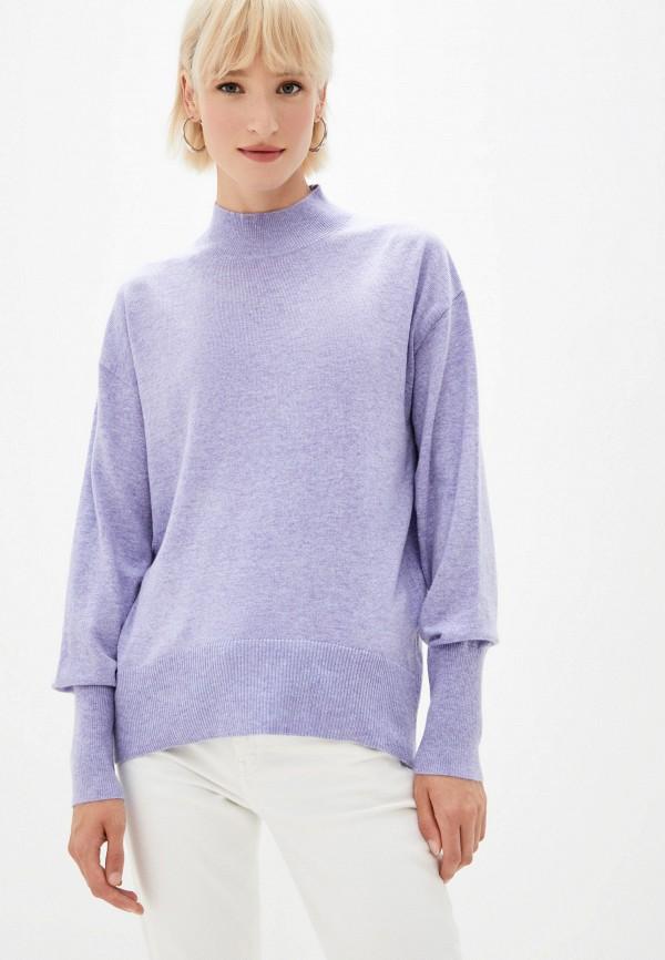женский джемпер baon, фиолетовый