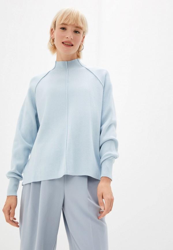 женский джемпер baon, голубой