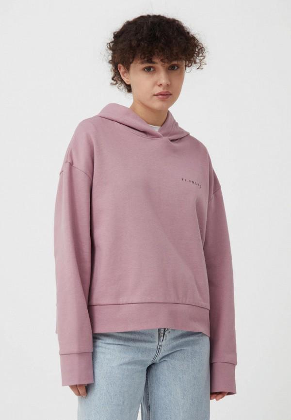 Худи Finn Flare розового цвета