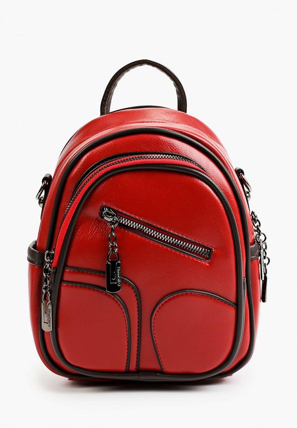женский рюкзак артми, бордовый