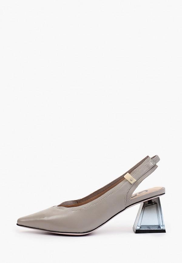 женские туфли graciana, серые
