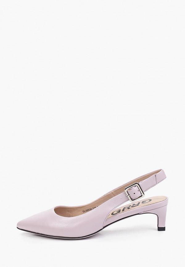 женские туфли graciana, фиолетовые
