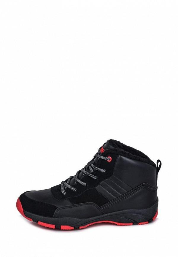 женские высокие кроссовки t.taccardi, черные