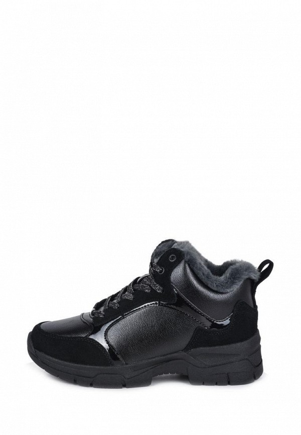 женские низкие кроссовки t.taccardi, черные