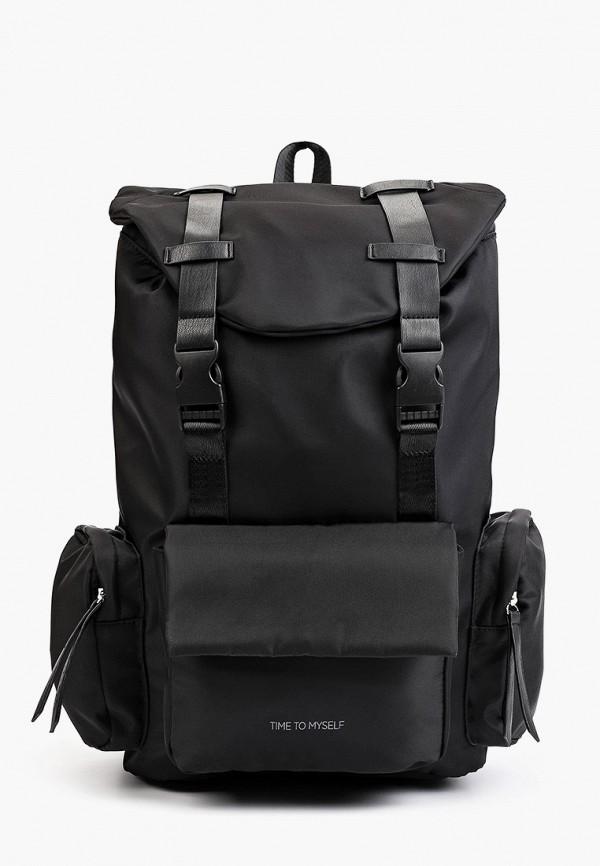 женский рюкзак sela, черный