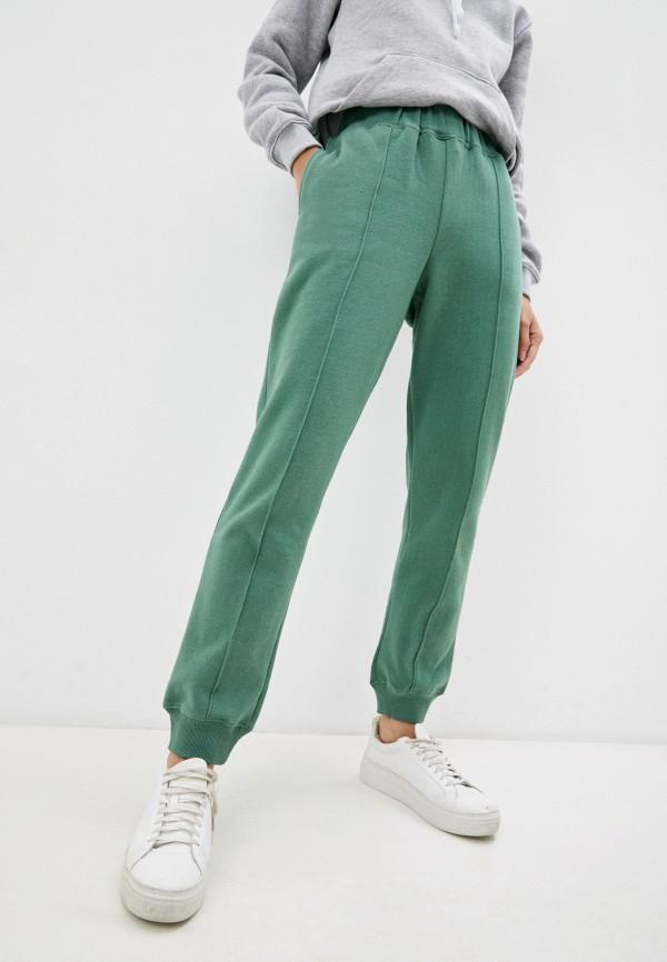 женские спортивные брюки sela, зеленые