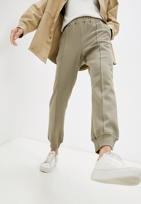 женские спортивные брюки sela, хаки