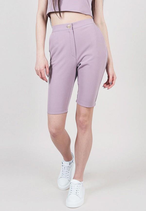 женские повседневные шорты romashka, розовые
