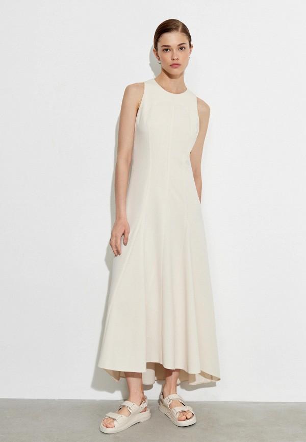женское повседневные платье 12storeez, белое