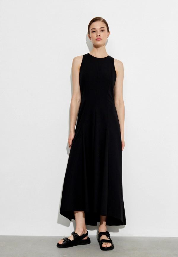 женское повседневные платье 12storeez, черное