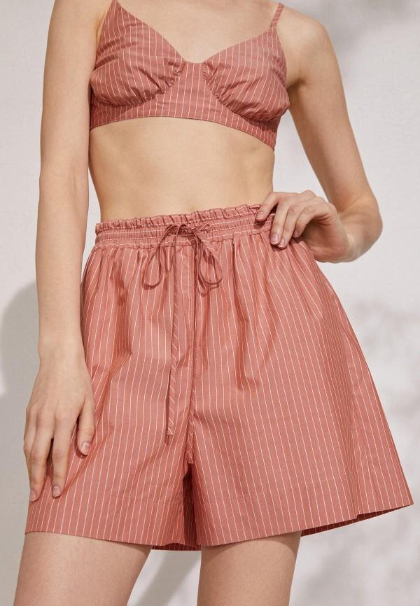 женские повседневные шорты 12storeez, розовые