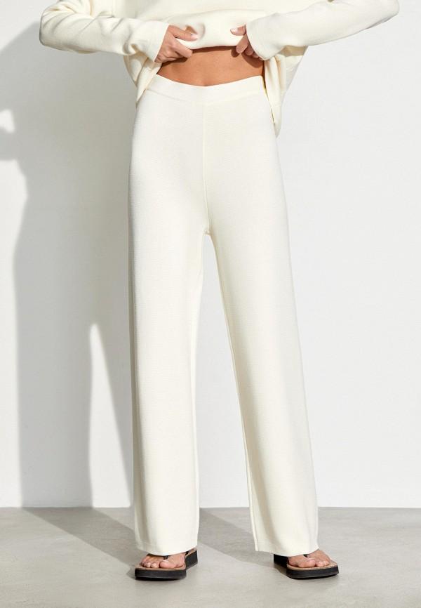 женские повседневные брюки 12storeez, белые