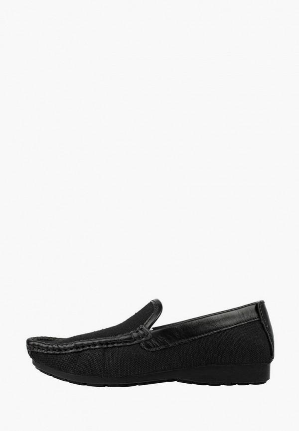 женские мокасины canape scarpe, черные