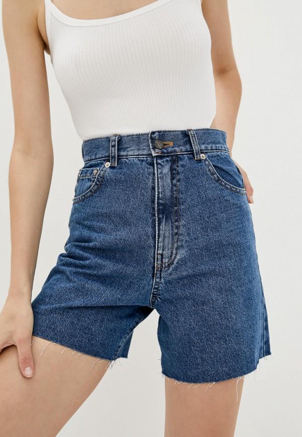 женские джинсовые шорты evolve, синие
